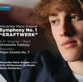 "CD Alexander Maria Wagner - Symphony No.1 ""Kraftwerk"""