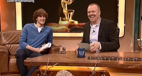 Alexander Maria Wagner bei Stefan Raab - TV Total