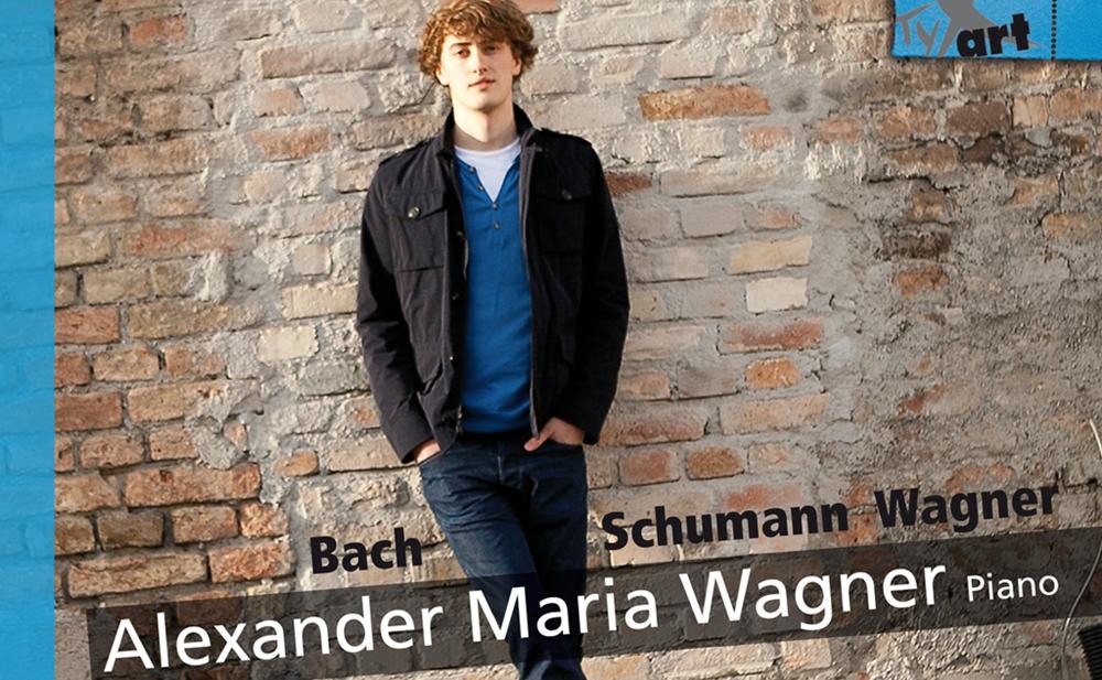 Alexander Maria Wagner spielt Bach, Schumann, Wagner