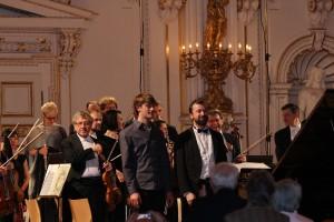 Konzert in Prag